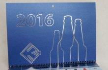 портфолио календарь 2016